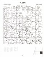 Kilkenny Township, Le Sueur County 1973